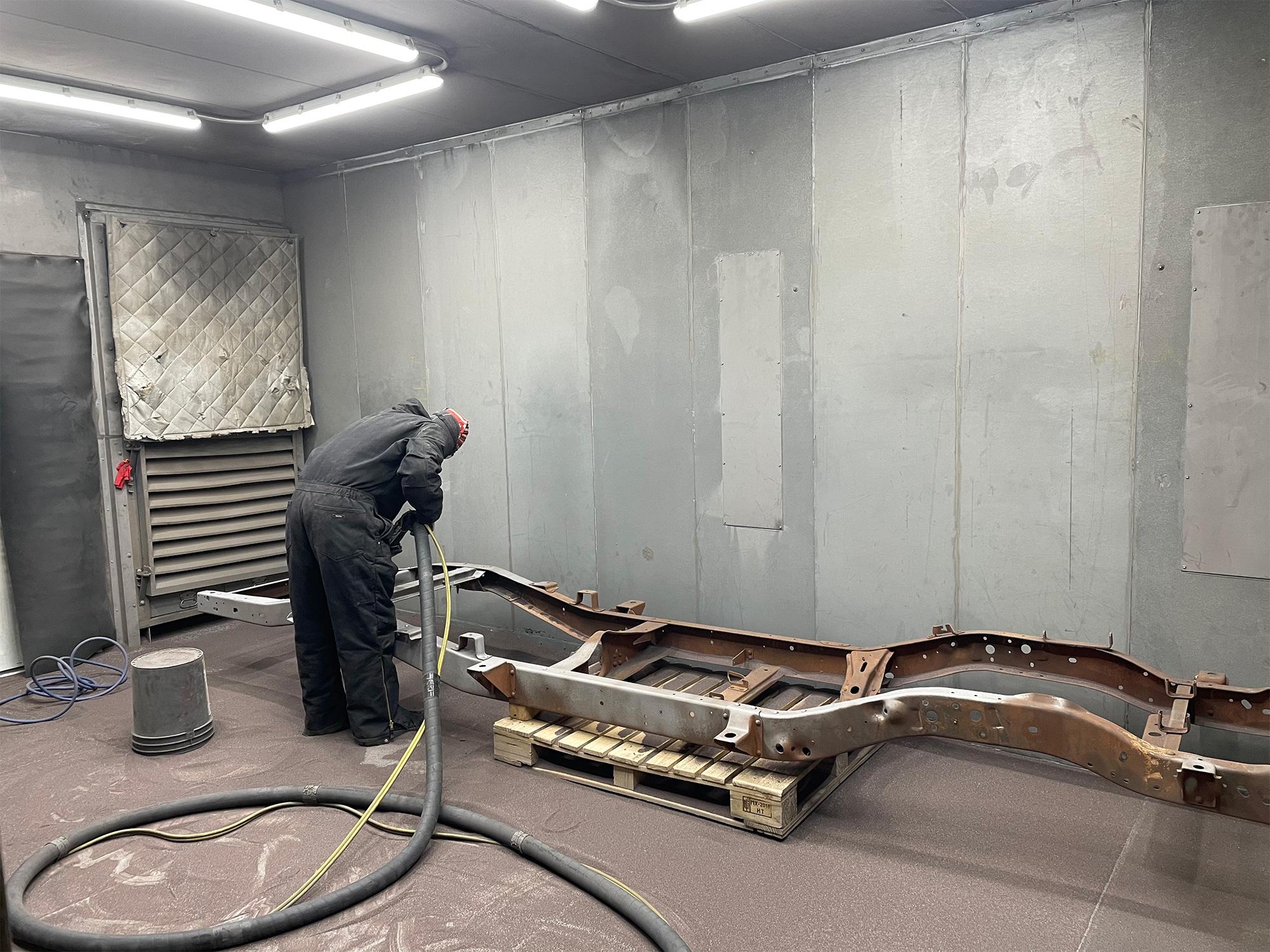 powder coating okc
